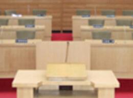 画像:北秋田市議会